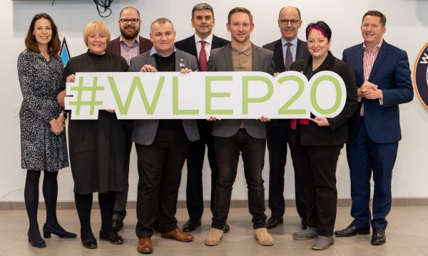 Business Leaders gather to launch the Worcestershire LEP 2020 Conference