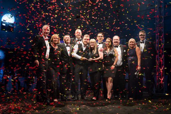 HW Chamber business awards winners
