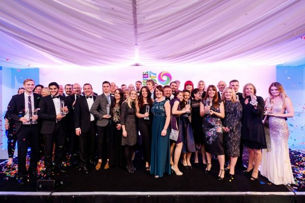 Winners of the 2017 Worcestershire Apprenticeship Awards